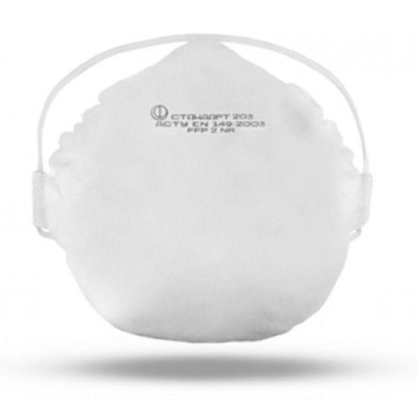 Защита органов дыхания, Лепесток Стандарт 203 (без клапана), артикул: ЗД-0001