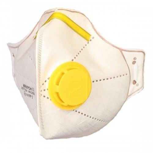 Защита органов дыхания, Респиратор Микрон К, артикул: ЗД-0005