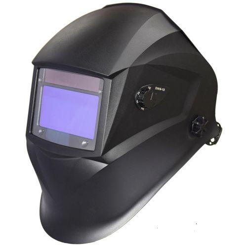 Защита органов глаз и лица, Маска Хамелеон OPTECH S777C Чёрный цвет с 4-мя оптическими сенсорами(3 наружных и 1 внутр слюда в комплекте), артикул: ЗЛ-0007
