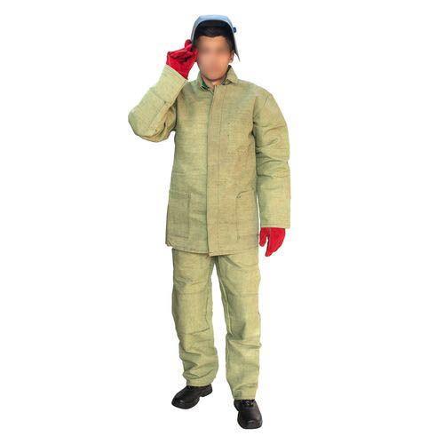 Защита от повышенных температур, Костюм сварщика брезентовый , артикул: ЗО-0008