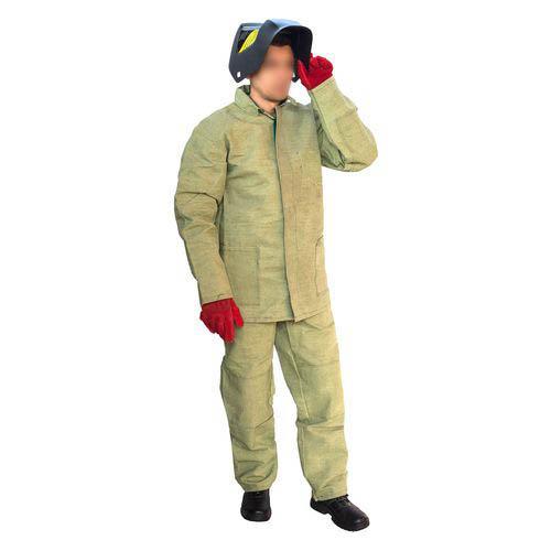 Защита от повышенных температур, Костюм сварщика брезентовый , артикул: ЗО-0008, фото 1