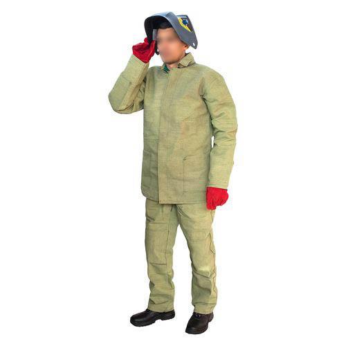 Защита от повышенных температур, Костюм сварщика брезентовый , артикул: ЗО-0008, фото 2