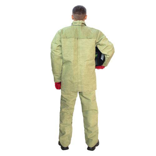 Защита от повышенных температур, Костюм сварщика брезентовый , артикул: ЗО-0008, фото 3