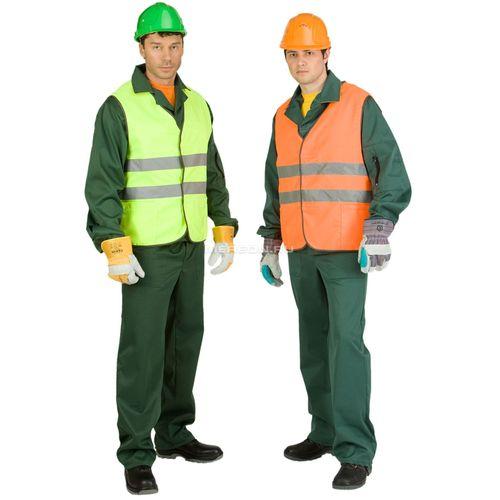Сигнальная одежда, Жилет сигнальный, артикул: ЗО-0024