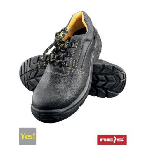 Демисезонная обувь, Туфли рабочие с металлическим носком BRYES-P-SB, артикул: СО-0005