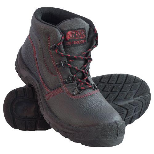 Демисезонная обувь, Ботинки рабочие Nitras, артикул: СО-0006