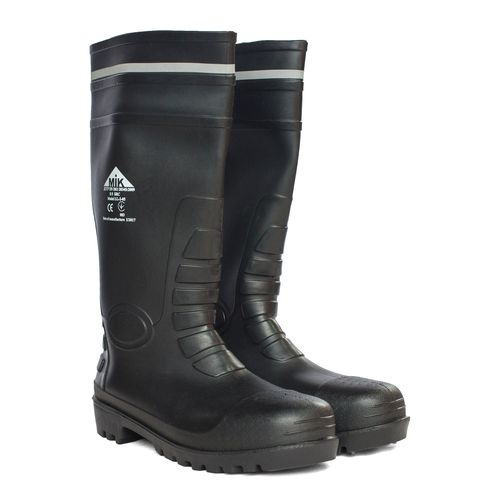 Водонепроницаемая обувь, Сапоги ПВХ S5 с металлическим носком, артикул: СО-0024