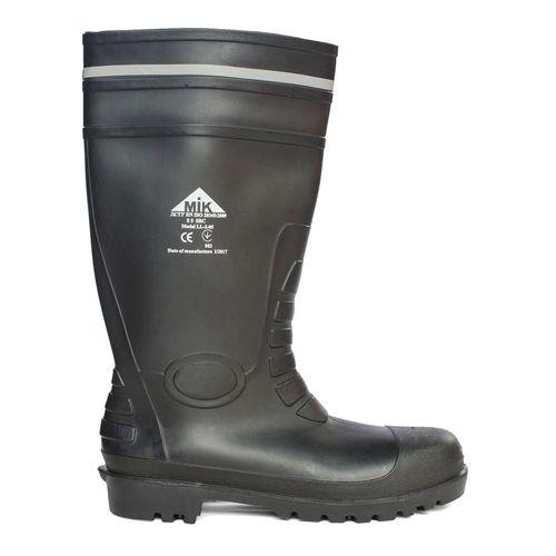 Водонепроницаемая обувь, Сапоги ПВХ S5 с металлическим носком, артикул: СО-0024, фото 1