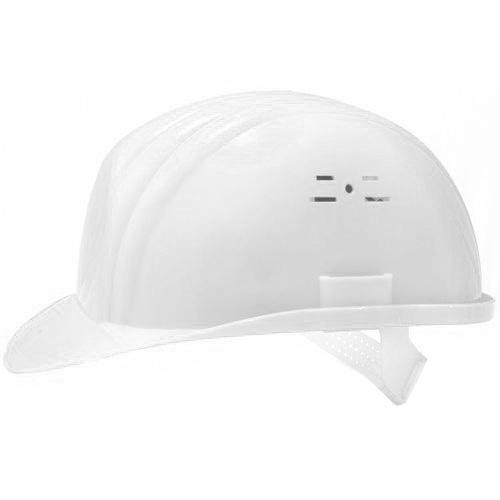 Защита головы, Каска строительная Украина (цвет белый), артикул: KС-0001
