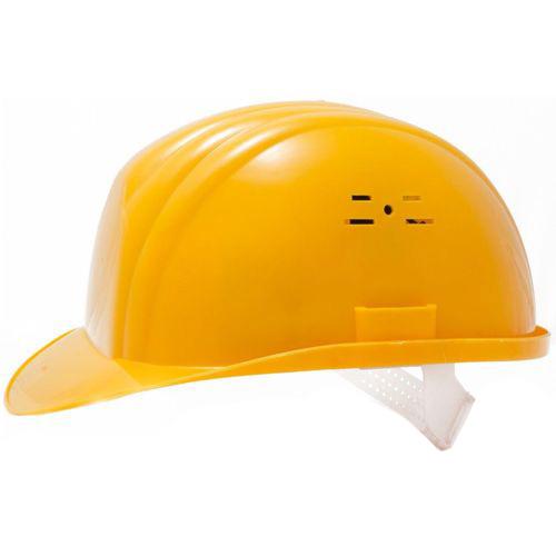 Защита головы, Каска строительная Украина (цвет оранжевый), артикул: KС-0002